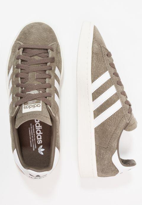 new styles 11272 891c3 CAMPUS - Sneakers laag - branchfootwear whitechalk white. Schoenen adidas  ...