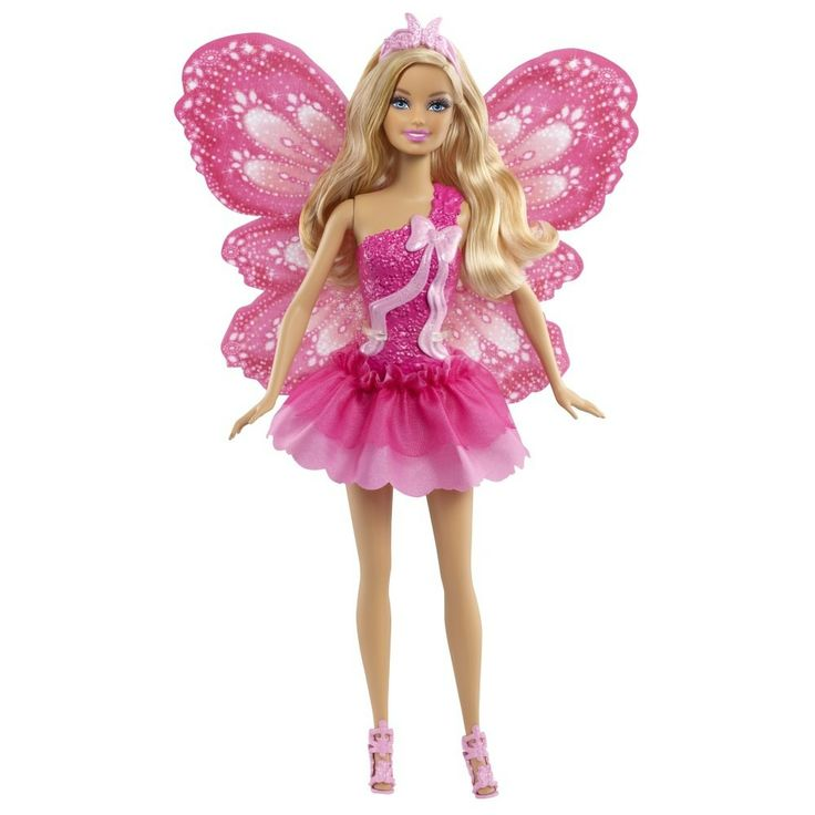 barbie fada mix