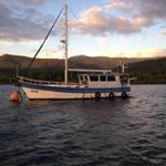 Sunset cruise around the Cairns harbour, QLD,   Australia. See this Instagram photo by @annabellescoveau • 2 likes