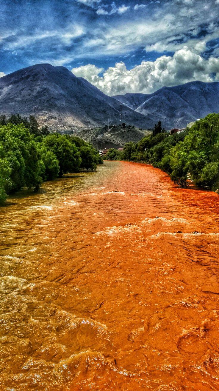 Río Huallaga - Huánuco - Perú