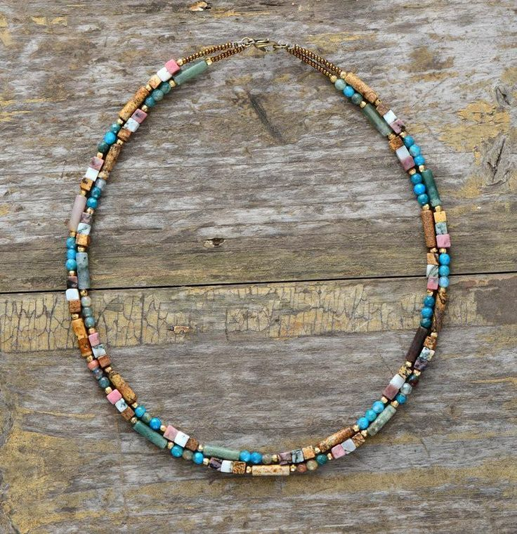 Natural Stone Choker Necklace | Handmade Choker Necklace| New Arrivals 2017