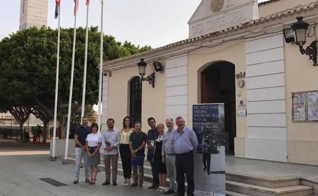 Torre Pacheco plaza celebrates 150th anniversary - http://www.theleader.info/2017/09/11/torre-pacheco-plaza-celebrates-150th-anniversary/