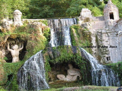 133 best images about Villa dEste Tivoli Italy on
