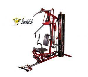 Pour son 25 e Anniversaire Body-Solid a créé le G6B25YR Home Gym Bi-angulaire Édition Limitée.Découvrez le!!!