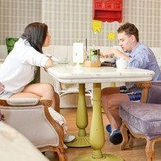 Чем занять вечер: необычные кафе Москвы - Woman's Day