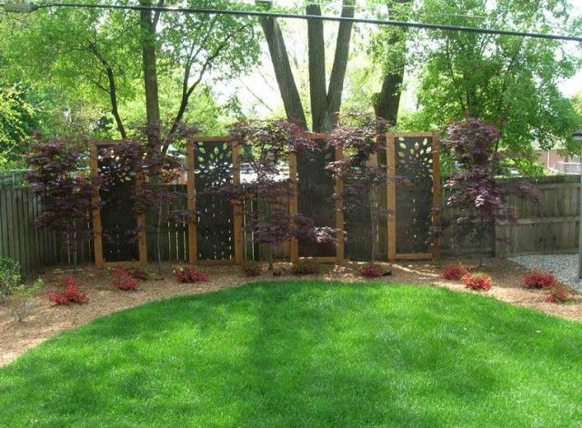Landscaping Ideas for Backyard Privacy - Backyard Landscaping Ideas
