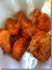 Jamaican French Fried Chicken