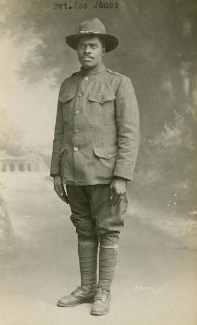 Black Soldier of WW1 | AMERICAN HISTORY #3 | Pinterest