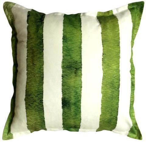 Aloha - Emerald cushion