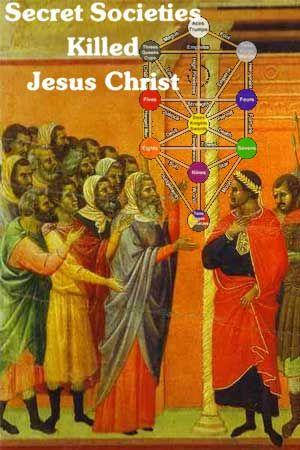 MP-3 Secret Societies Killed Jesus Christ - MP3 Audio on CD - Cutting Edge Ministries