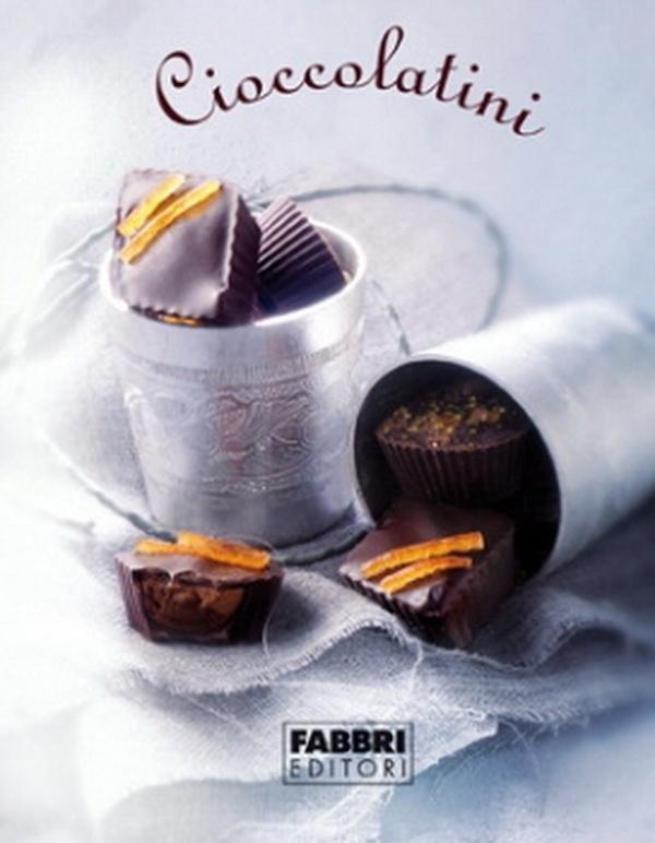Cioccolatini. Libro+ 30 stampini www.dolcementeweb.com