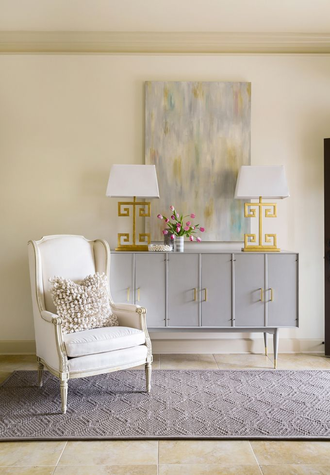 foyer | Katie Grace Designs