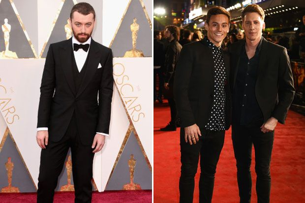 Dustin Lance Black Shades Sam Smith's Oscar Win, Accuses Smith of Trying to Sleep with His Fiance
