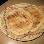 recette khobz / matlo3/ pain maison cuit sur tajine ou poellle à fond épais