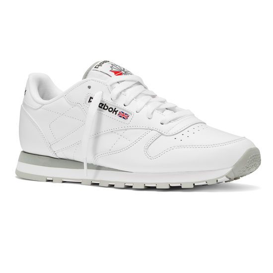 Tenis Classic Leather - White