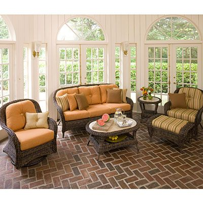 45 best images about lanai decor on pinterest papasan for Outdoor lanai furniture