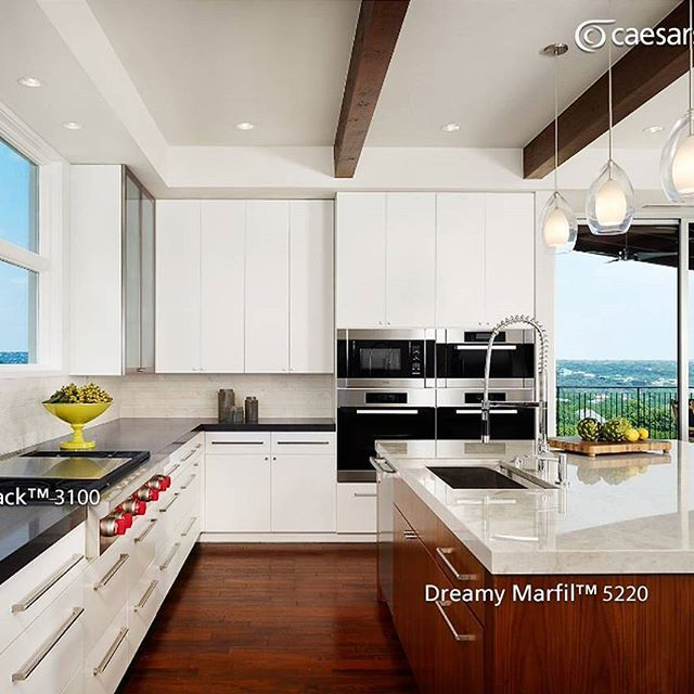 47 best caesarstone dreamy marfil images on pinterest for Hill james design d interieur