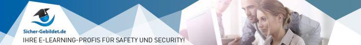 Sicherheitsschulungen für Unternehmen – Sicherheitsunterweisung und Security Awareness Training via E-Learning. Online Sicherheitsschulungen für Unternehmen – Sicherheitsunterweisung und Security Awareness Training via E-Learning. Sicher-Gebildet.de!