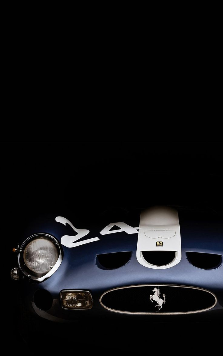 """-Top 10 Sportscars 1960s Board - #8. FERRARI 250 GTO also ranks #1 in Top 10 Sportscars All Time. In 1962 it cost US$18k. In 2013 sold at auction for US$52M making it most expensive car in history.. designed for GT racing vs. Shelby Cobra, Aston Martin DP214, Jaguar E-Type Lightweight.. body shaped in wind tunnel testing at Pisa University.. Motor Trend Classic placed it first on its list of """"Greatest Ferraris Of All Time"""""""