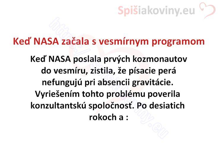 Keď NASA začala s vesmírnym programom - Spišiakoviny.eu
