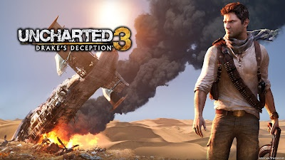 """""""Uncharted 3: Drake's Deception"""" is the third game in the popular PlayStation 3 console. It was developed by the previous developers behind the first two games (Naughty Dog) and they are also know for creating other popular series such as """"Jack and Dexter"""" and """"Crash Bandicoot"""". Their reputation has perceived them and has brought them to the final chapter of adventurous Drake's final chapter."""