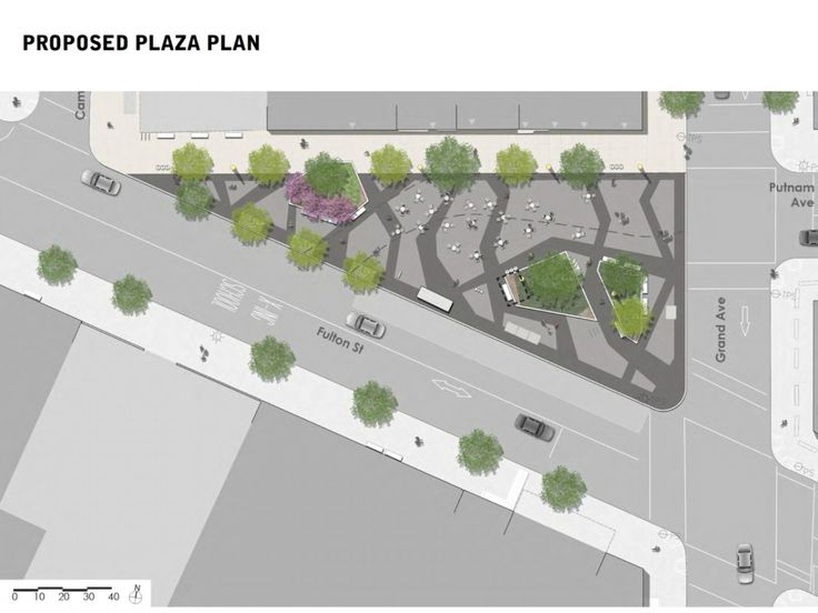 NEW! Putnam Triangle Plaza Design Renderings
