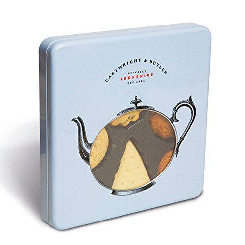 【賞味期限2017年5月31日】カートライト アンド バトラー(CARTWRIGHT&BUTLER)焼き菓子(8種)アソート缶