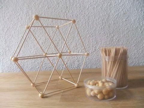 die besten 25 geometrische k rper ideen auf pinterest paper diamond origami und diy origami. Black Bedroom Furniture Sets. Home Design Ideas
