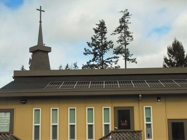 Edmonds Lutheran Church gets solar power with help from A&R Solar. Read the full story here-http://www.seia.org/blog/faith-based-community-embraces-solar