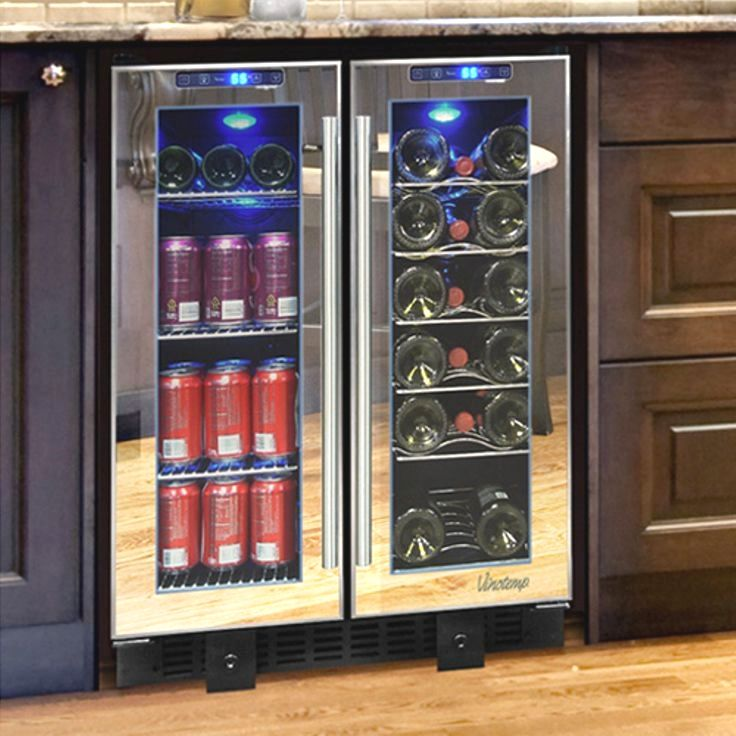 Tough Wine Coolers You Can Get On Amazon Countertop Wine Cooler
