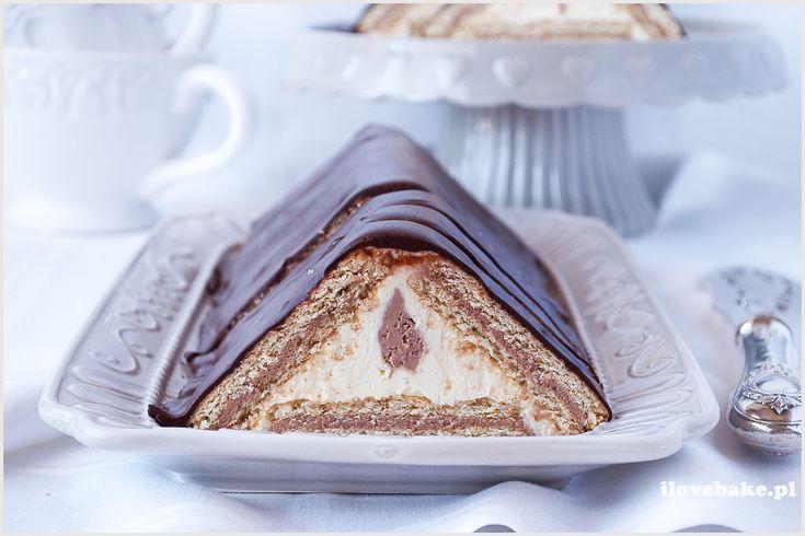 Chatka baby jagi (chatka puchatka) - I Love Bake