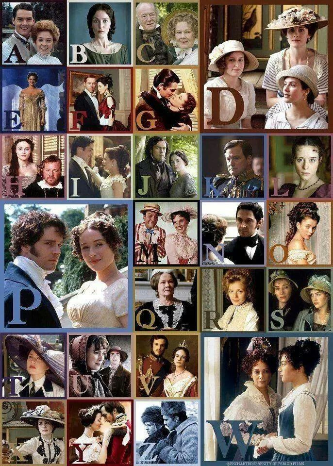 Period dramas ABC, can you name them all?