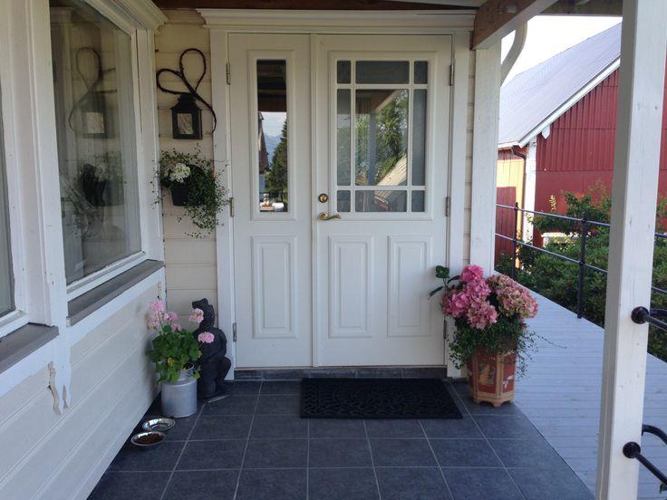 Our frontdoor.