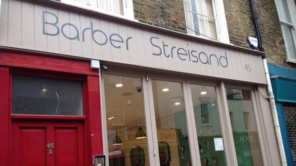 Whoever thought this up is a funny girl.   27 Stores That Were Named By Absolute Geniuses
