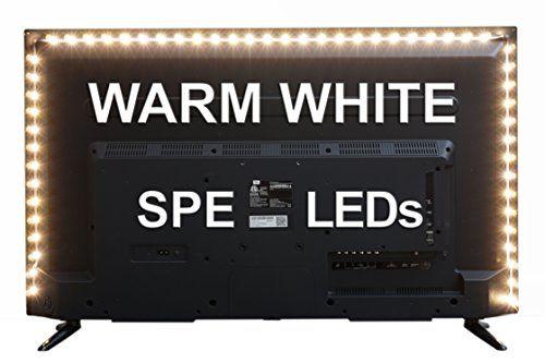 体育彩票七位数_SPE Bias Lighting for HDTV (78-inch, 60 LED, 3500k Warm White) – USB LED Backlight ...