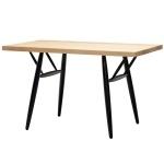 Pirkka pöytä, hunaja-musta