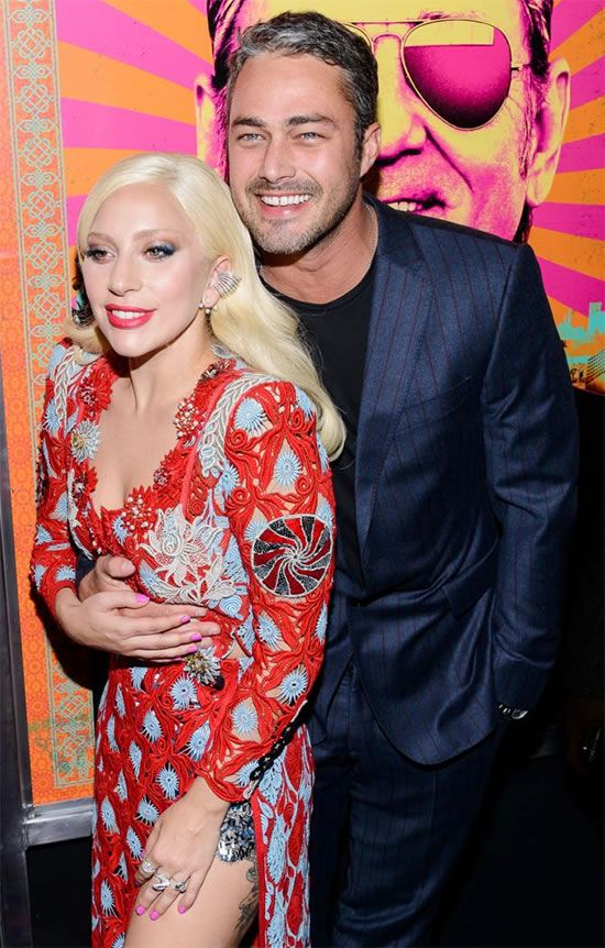 Taylor Kinney Talks Lady Gaga Wedding Plans