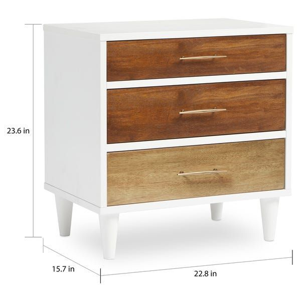 Online Shopping Bedding Furniture Electronics Jewelry Clothing More Furniture 3 Drawer Nightstand Nightstand