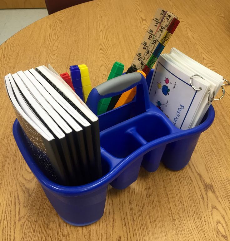I first started using math tubs two years ago for the modules when I taught kindergarten. (I'm now in 1st.) I used them out ofnecessity ...