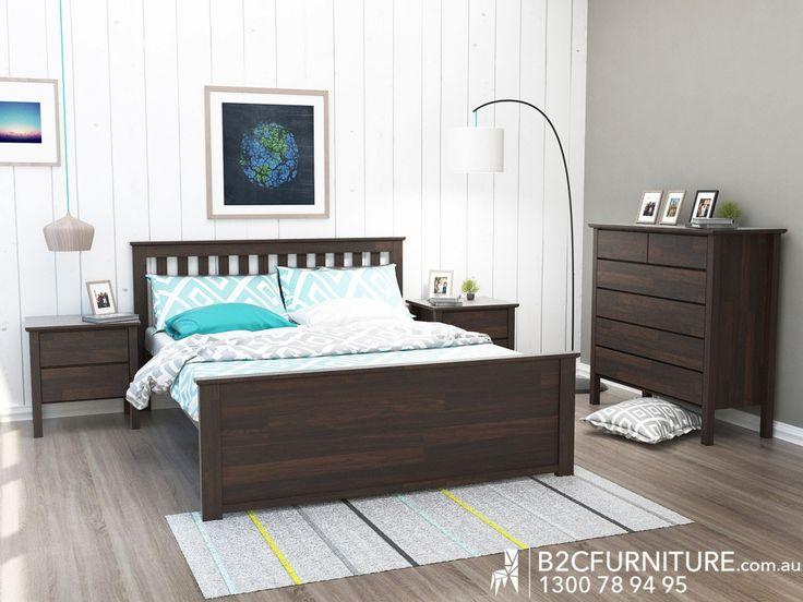 Chocolate Brown Bedroom Furniture   Interior Paint Colors Bedroom
