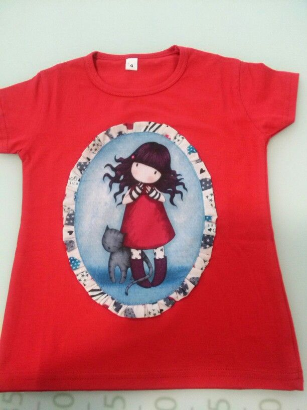 Camiseta gorjuss