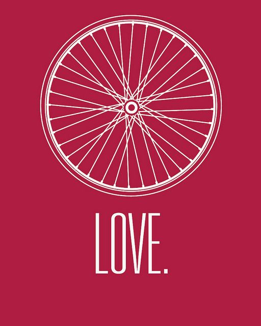 Bicycles — Love bikes (by Alex)