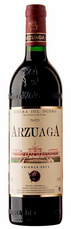 El Vino más Barato: Comprar Arzuaga Crianza 2011