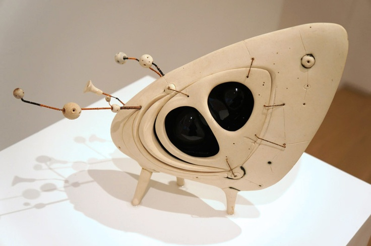 Lee Bontecou artwork
