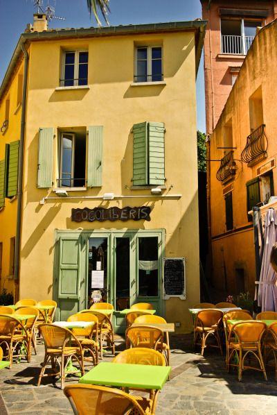 Collioure, France (by Karsten Hansen)