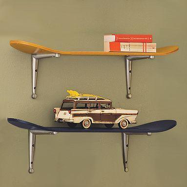 Skateboard room