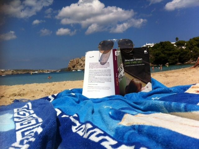 Libri in vacanza a Minorca