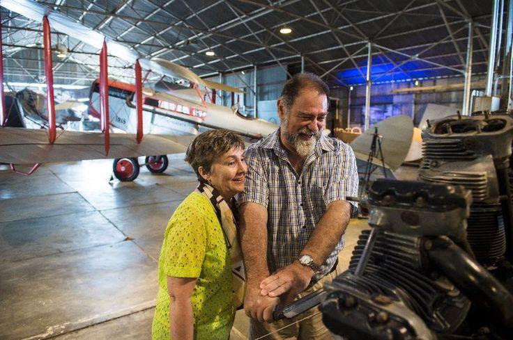 Longreach Qantas hanger turns 95!