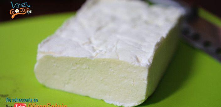 Jak zrobić Paneer czyli Indyjski ser – video przepis
