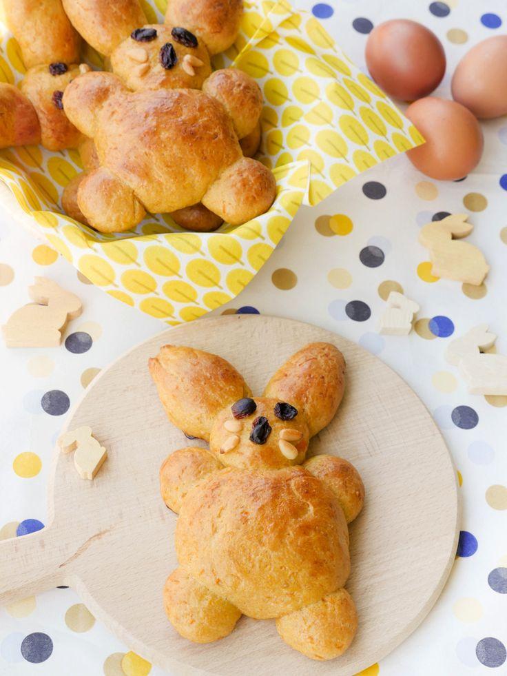 Gesunde Osterhasen für Kinder   – SÜSSES & DESSERTS   sweets